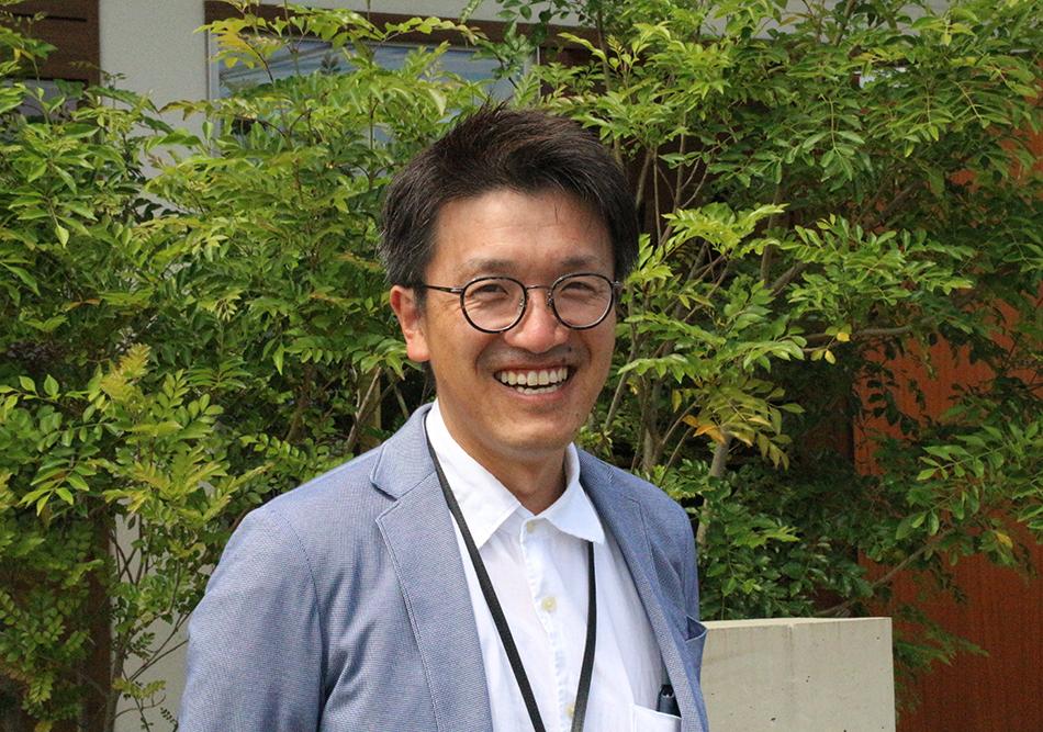 岡本 充律 代表取締役/一級建築施工管理技士/二級建築士